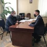 В Захаровском районе откроется отделение «Молодой Гвардии Единой России»