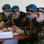 Магаданская молодежь проверила свои знания по истории российской армии и флота
