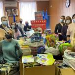 В Западном округе собрали более 1000 игрушек для детей с онкологическими заболеваниями