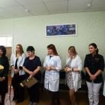 Татьяна Ерохина встретилась с коллективами учреждений соцсферы Ленинского района