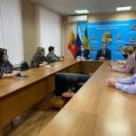 Сараевские единороссы выдвинули кандидата на выборы главы Алексеевского сельского поселения