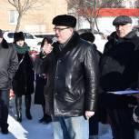 Андрей Голубев: Мы склоняем головы в память о тех, кто погиб, славим тех, кто рядом с нами