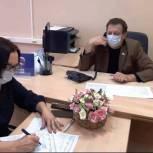 Вопросы экологии рассмотрены во время приема граждан в Вольске