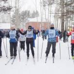 В Кузбассе прошла «Лыжня России»