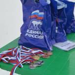 Октябрьский район: в рамках партпроекта завершаются финальные игры по хоккею