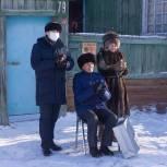 Максим Афанасьев поздравил ветеранов Великой Отечественной войны с 23 Февраля