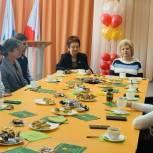 Татьяна Ерохина провела встречу с педагогами поселка Елшанка