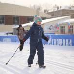 Химкинские волонтёры приняли участие в организации «Лыжни здоровья» для параспортсменов