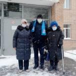 Автоволонтеры помогают доставить жителей Рязанской области на вакцинацию от COVID-19