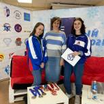 Татьяна Ильюченко приняла участие в «Диалоге на равных» в рамках патриотической акции «Снежный десант РСО»
