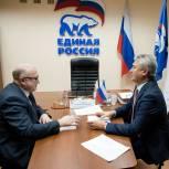 Что сделал депутат Азимов для Лузского района?