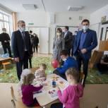 Депутат Госдумы РФ подарил детскому саду под Новосибирском бактерицидный рециркулятор