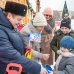 В Московской области завершилась акция сторонников партии «Спорт каждый день»