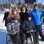 Михаил Терентьев дал старт «Лыжне здоровья» в Щелкове