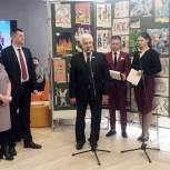 Владимир Полукаров приветствовал участников Международного фестиваля «Татлин»