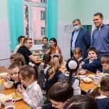 Единороссы проверили качество школьного питания в Мытищах