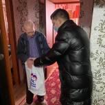 Депутаты поздравили ветеранов Великой Отечественной войны с Днем защитника Отечества