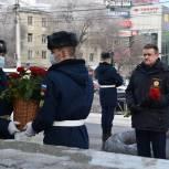 В Рязани отметили годовщину разгрома немецко-фашистских войск под Сталинградом