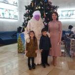 В Дагестане прошла благотворительная акция для детей медработников