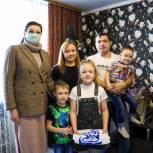 Орловских детей из многодетных семей обеспечивают планшетами и ноутбуками
