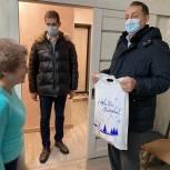 Сергей Керселян поздравил королёвских фронтовиков с Новым годом