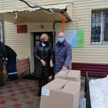 Депутат подарил мебель в медкабинет социально-реабилитационного центра «Возвращение»