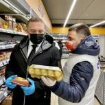 «Народный контроль» проверил качество продуктов в магазинах Солнечногорска