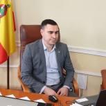 Дмитрий Хубезов ответил на вопросы про волонтерскую работу