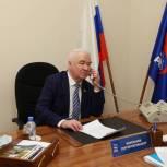 Сергей Корепанов провёл личный приём граждан