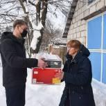 Сергей Двойных исполнил мечту девочки из Сергиева Посада