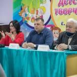В Пушкино прошел круглый стол с участием руководителей патриотических клубов