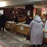 В Коломенском городском округе закрылись участки для голосования