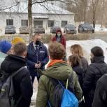 Подмосковные сторонники «Единой России» помогают школьникам в выборе профессии в рамках акции «Мой выбор»