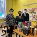 В Красногорске депутаты-единороссы подарили детям подарки в рамках акции «Елка желаний»