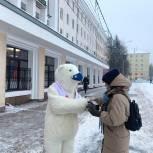 Учащихся кировских ВУЗов поздравили с Днем российского студенчества