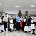 Подольские молодогвардейцы получили награды за работу в пандемию и в честь 15-летия МГЕР
