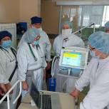 Дмитрий Зиновьев: «Новое оборудование поможет даже самым критическим больным»