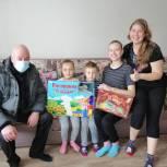 Вячеслав Доронин исполнил мечты пятерых детей из многодетной семьи Заводского района