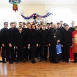 Ольга Швецова поздравила учеников Тюменского духовного училища