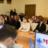 Молодежная политика, реновация и волонтерство. На юго-востоке Москвы депутаты встретились со студентами ветеринарной академии