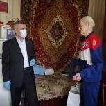 Николай Гриценко поздравил старейших сочинцев с Днем рождения
