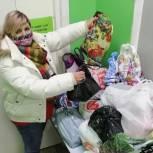 Мурманские волонтеры продолжают помогать медработникам в праздничные дни