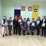 В Яшалте поздравили  с Днем российского студенчества