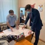 Депутат Госдумы Алексей Балыбердин вникал в проблемы Кировградского городского округа