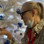 Депутат Государственной Думы Ирина Белых поддержала акцию «Елка желаний» в Зеленограде