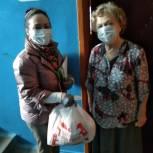 Заполярные волонтеры поддерживают прививочную кампанию