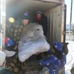 Спортивный инвентарь поступил в Закаменский район Бурятии для оснащения пяти борцовских юрт, возведенных методом народной стройки