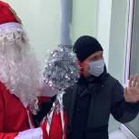 Никита Чаплин посетил Мытищинскую городскую клиническую больницу