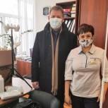 Александр Трубников передал медицинское оборудование в поликлинику Оренбурга