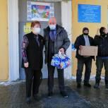 Депутат Саратовской городской Думы Вячеслав Доронин принял участие в работе волонтерского центра «Единой России»